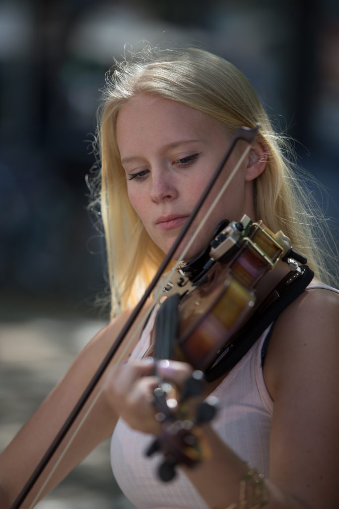 Maria, Violine