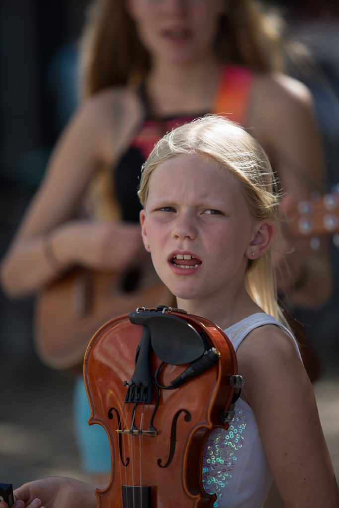Bella, Violine